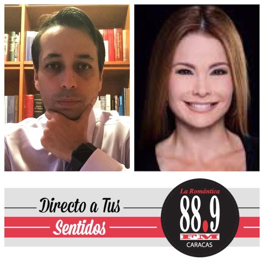 Entrevista con María Laura García (reducción de jornada)